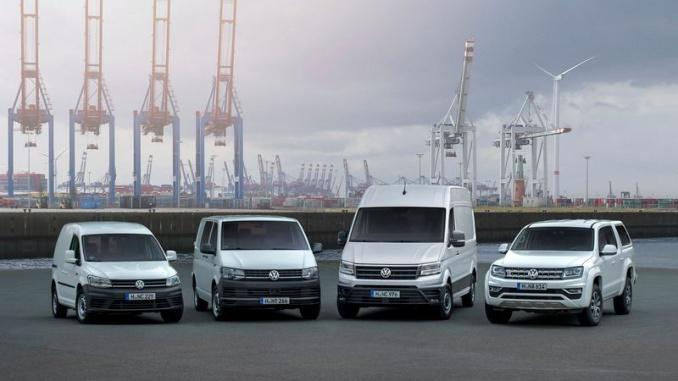 Gospodarska vozila Volkswagen