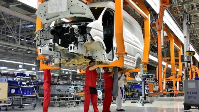 LCV production
