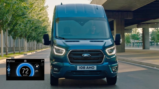 Want to Cut Fuel Bills? Ford Smart Driving Coach Sees Around Cor