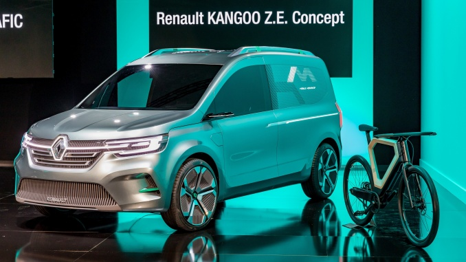 2019 - Gamme Véhicules Utilitaires Renault