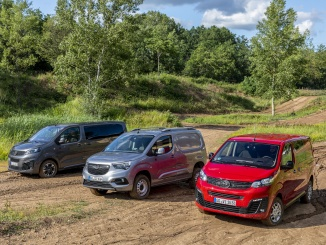 Opel vehicles with Dangel 4x4 systems
