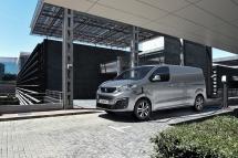 Peugeot e-Expert.