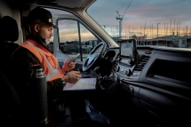 Ford Boosts Connected Commercial Vehicles: Modem, Connected Serv