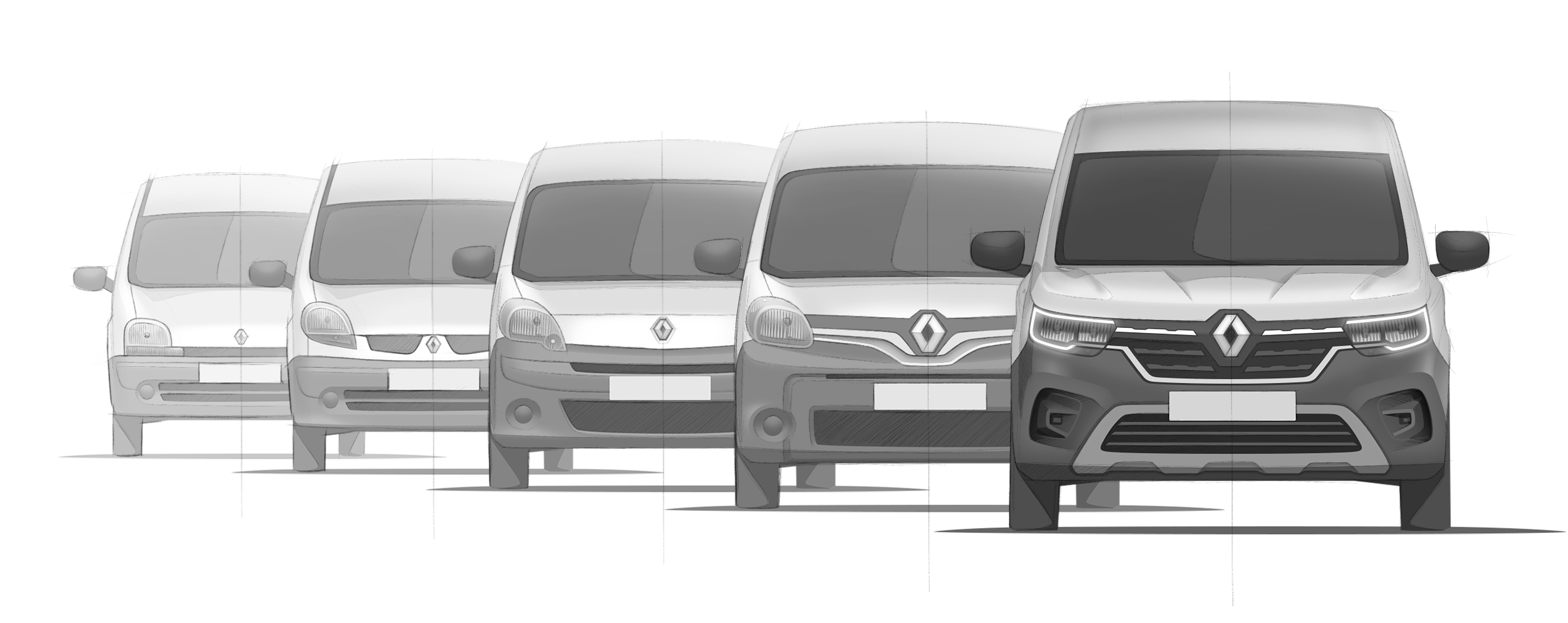 6-2020 - THE CREATION DESIGN OF NEW KANGOO