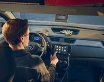 2021 - New Renault Express Van on location(1)