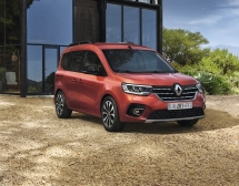 2021 - New Renault Kangoo - On location
