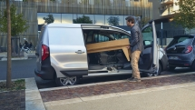 2021 - New Renault Kangoo Van on location(1)