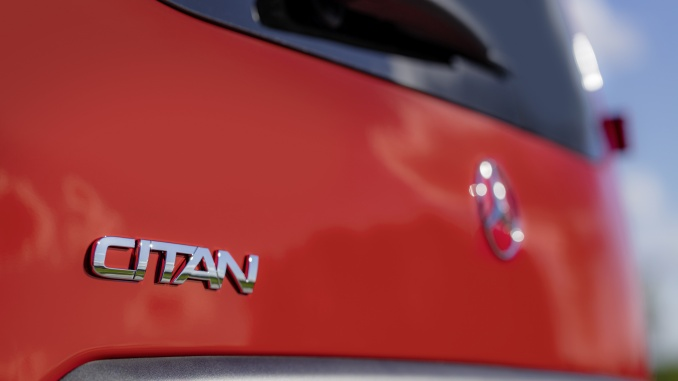 Der neue Citan   The new Citan